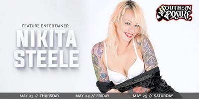 Feature Entertainer: Nikita Steele