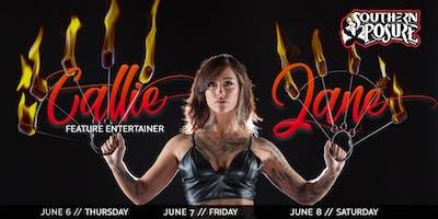 Feature Entertainer: Callie Jane