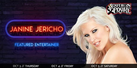 Feature Entertainer: Janine Jericho tickets