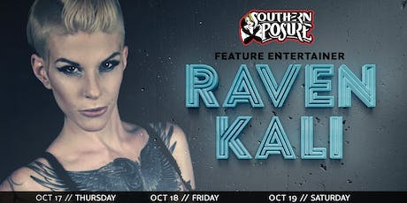 Feature Entertainer: Raven Kali tickets