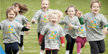 Pallara - Ready Steady Go Kids: multi sports program tickets