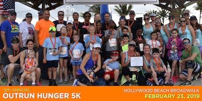 Feeding South Florida's 9th Annual Outrun Hunger 5K