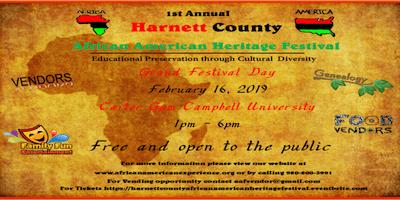 Harnett County African American Heritage Festival