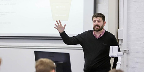 Public Speaking and the Psychology of Persuasion (1 week) tickets