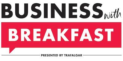 Business with Breakfast, Presented by Trafalgar - Launceston