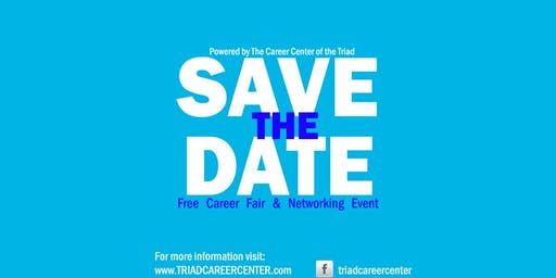 Free Career Fair and Networking Event! Greensboro, NC