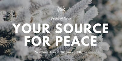 Power of Now: Your Source for Peace