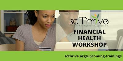 SC Thrive Introduction to Financial Health Training Charleston 2019