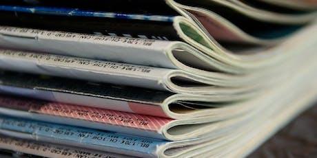 Publishing in Journals (Online via Zoom) tickets