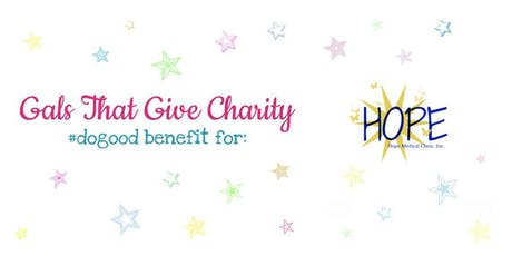 #dogood Benefit for Hope Medical Clinic tickets