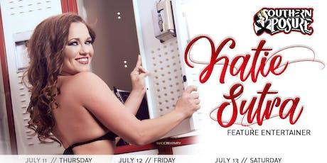 Feature Entertainer: Katie Sutra tickets