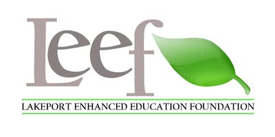 Lakeport Enhanced Education Foundation (LEEF) 2019 Party with a Purpose