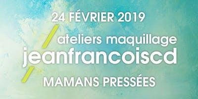 ATELIER MAQUILLAGE MAMANS PRESSÉES - 24 FÉVRIER 2019