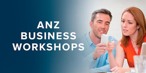 ANZ How to set yourself up for success as a sole trader, Dunedin