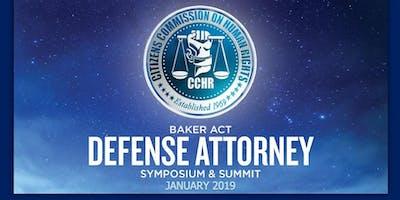 Baker Act Defense Attorney Symposium & Summit