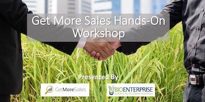 Get More Sales Hands-On Workshop
