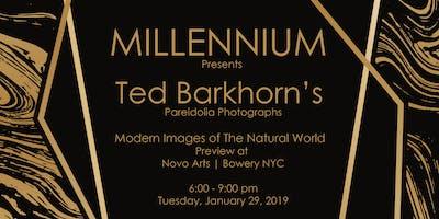 Millennium Magazine Presents Ted Barkhorn's Pareidolia Photographs Preview at Novo Arts