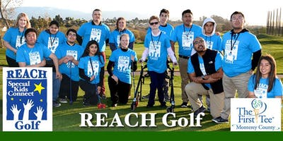 REACH Golf Registration ~ 6 Wednesdays beginning Jan. 16 (4:30 pm - 5:30 pm)