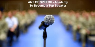 Become a Top Speaker 2019! Free Course Montreal 2