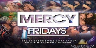 Mercy Fridays at Mercy Houston