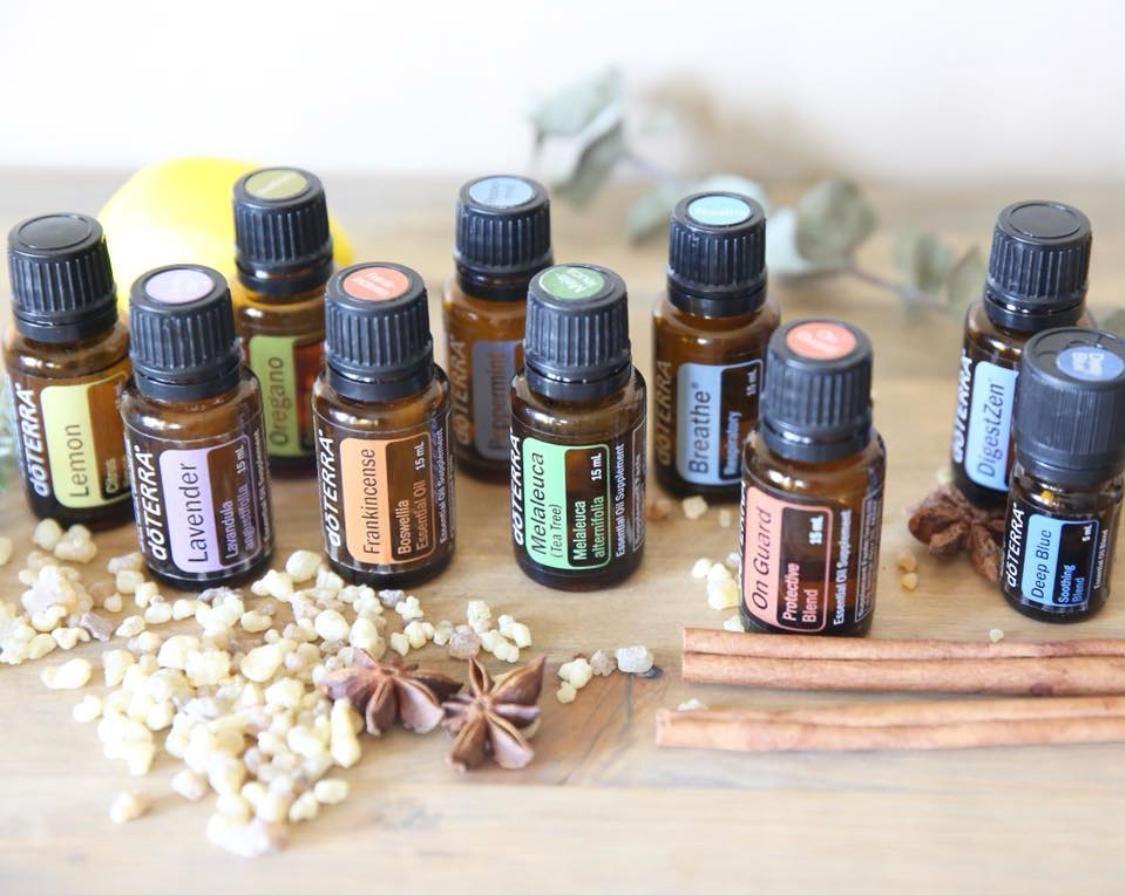 Wellness Wednesday—Essential Oils 101