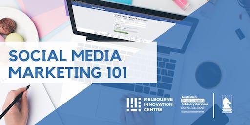 Social Media Marketing 101 - Whitehorse