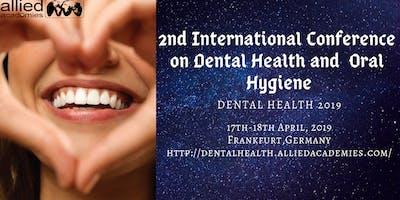 2nd International Conference on Dental Health and Oral Hygiene