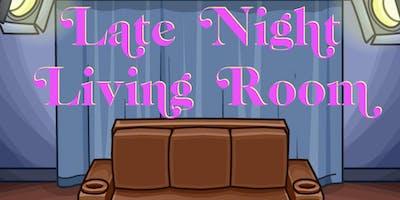 Late Night Living Room