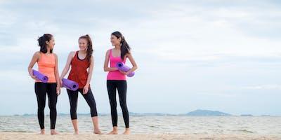 Summer Beach Pilates