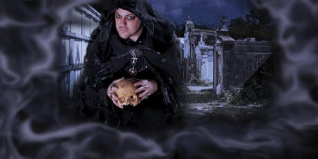 Conjuring Spirits: A Night of Necromancy with Christian Day tickets