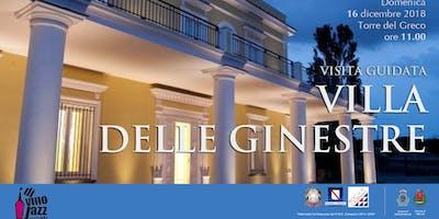 Visita guidata a Villa delle Ginestre