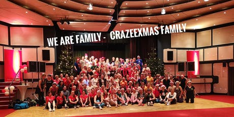 crazeexmas 2019 Tickets