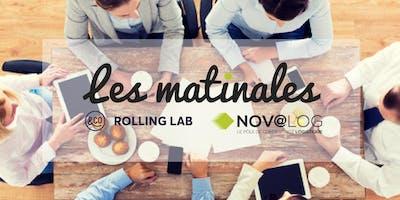 Matinale - Financement de l'innovation logistique et des nouvelles mobilités