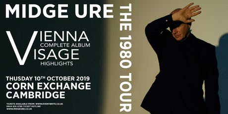 Midge Ure (Corn Exchange, Cambridge) tickets