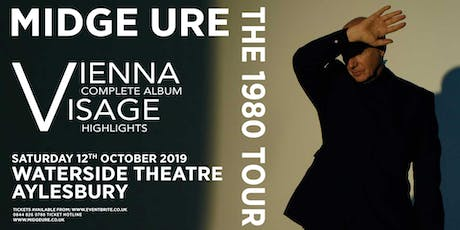 Midge Ure (Waterside Theatre, Aylesbury) tickets