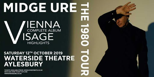 Midge Ure (Waterside Theatre, Aylesbury)