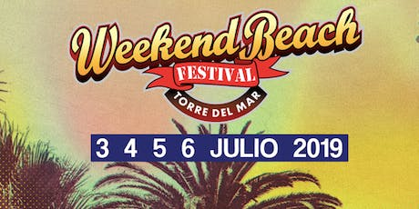 WEEKEND BEACH TORRE DEL MAR 2019 entradas