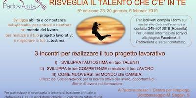 Risveglia il talento che c'è in te! (6^ edizione)