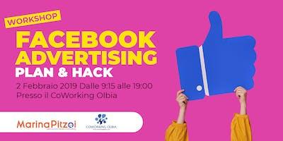 Facebook Advertising Plan e Hack (livello intermedio)