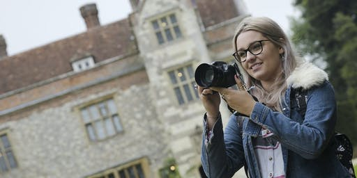 Chawton House Photography Workshops