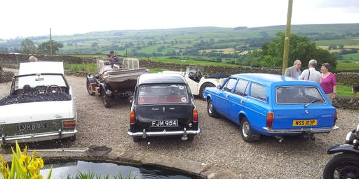 Classic Cars and Cream Teas