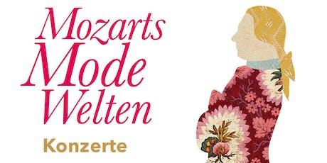 Letters to Leopold - 10 Jahre MEHR MUSIK! Ensemble - Ein Geburtstagskonzert Tickets