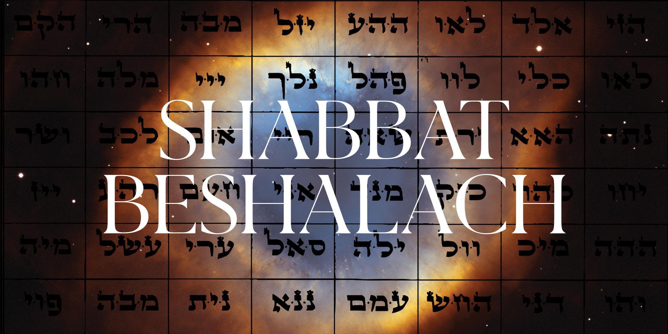 Shabbat Beshalach (DE-EN)