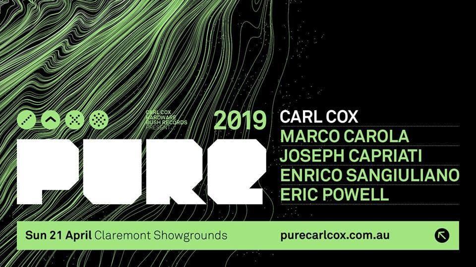 Pure Perth 2019