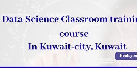 data science certification training course in kuwait city kuwait tickets