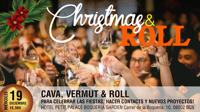 Work & Roll Barcelona Christmas 19 Dec.18
