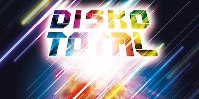 DISKO TOTAL • New Years Rave • Kraftwerk Mitte