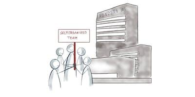 MeetUp: Selbstorganisation im Konzern