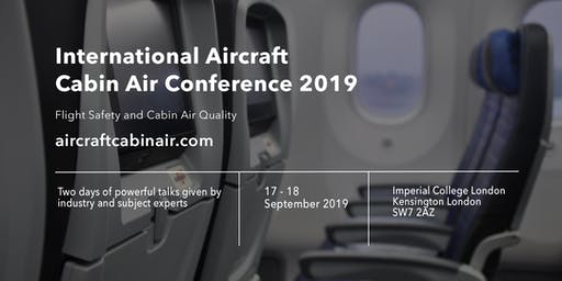 Aircraft Cabin Air Conference 2019