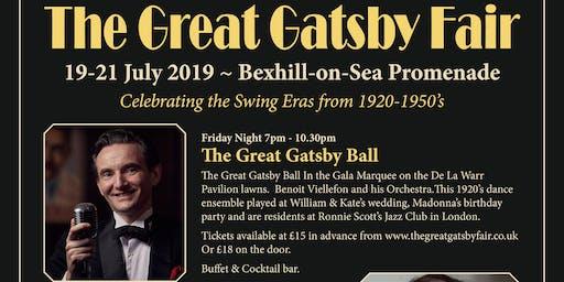 The Great Gatsby Fair - THE GREAT GATSBY BALL